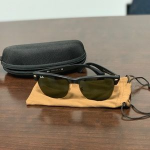 Authentic Ray Ban Clubmaster Oversized